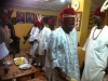 ASA-World visit to a traditional ruler 10