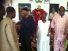 ASA-World visit to a traditional ruler 5
