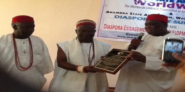 ASA-world Diaspora Engagement- Presentation